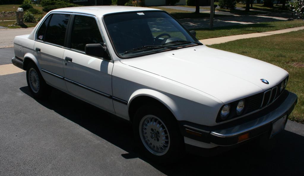 John S Bmw 1987 325e
